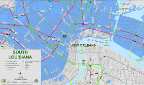 New Orleans Flood Map by Landing Pages U2014 Infrasense