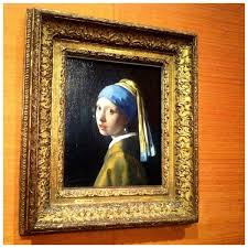 pearl earring painting the girl with the pearl earring painting vermeer ivdb by