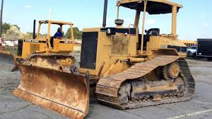 cat dm5 bulldozer for sale online auction youtube