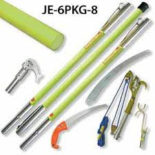 je dielectric tree trimming poles pruner kits