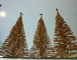 cardboard christmas tree flat pack christmas tree made of corrugated cardboard is a keeper