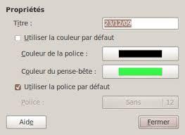 installer post it sur bureau les carnets d ubuntu créer des post it sur votre bureau linux
