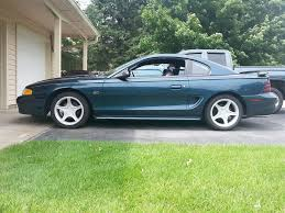 1995 Mustang Black 1995 Mustang Ls1 Ls6 Swapped New Price Ls1tech Camaro And