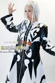 Kingdom Hearts Halloween Costumes Xehanort Cosplay Costume Kingdom Hearts Costumes