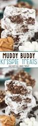 muddy buddy krispie treats crazy for crust