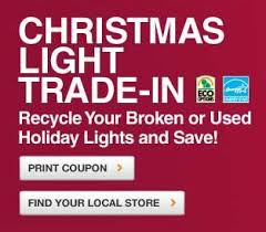 home depot christmas lights coupon home depot christmas light trade in event thesuburbanmom
