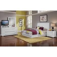 Alexander King Bed Value City Furniture New Home Pinterest - City furniture white bedroom set