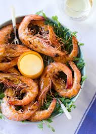 cuisine hollandaise grilled prawns hollandaise seafood recipes sbs food