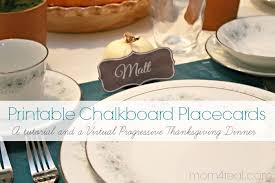 make your own printable place cards 4 real