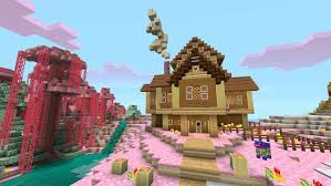 minecraft u0027s new candy update will literally turn your world into