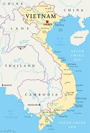 South China Sea On Map by Travel Vietnam Tim Best Direct The Best In Specialist Travel