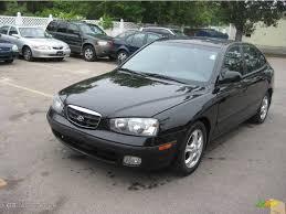2003 hyundai elantra hatchback 2003 black obsidian hyundai elantra gt hatchback 11268557