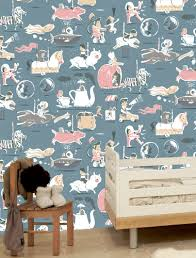 Wonderful Kids Bedroom Wallpaper U For Ideas - Kid room wallpaper