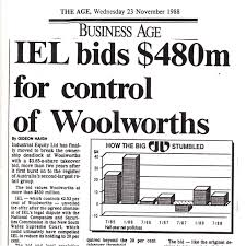 the woolworths story woolworths group
