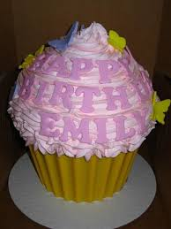 Easy Giant Cupcake Decorating Ideas 57 Best Giant Cupcake Images On Pinterest Giant Cupcakes Giant