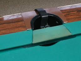 pool table side rails pool table pocket plugs inserts carom conversion