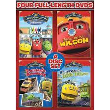 chuggington dvd target