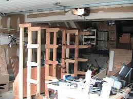 Building A Garage Workshop by 2 Car Garage Workshop Startwoodworking Com