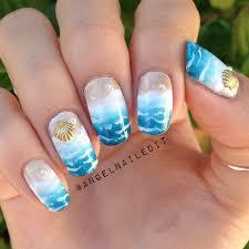 24 cute u0026 colorful nail art designs for summer nailpolis magazine