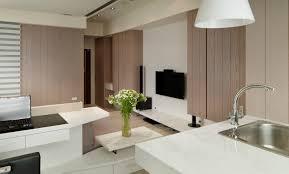 Apartment Desk Ideas Apartment Dazzling Small Studio Apartment Bedroom With Cream Bed