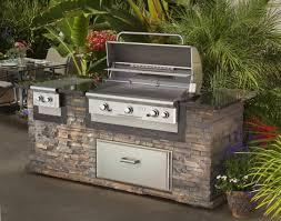 outdoor island kitchen amazing outdoor kitchen bbq island pertaining to prefab outdoor