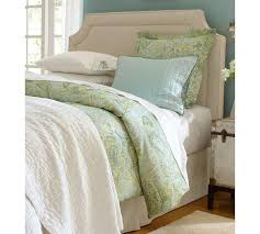 headboard pottery barn