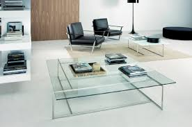 furniture modern glass coffee tables ideas clear low extra large