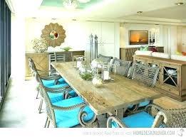 beach house dining room tables coastal style dining room sets kikko co