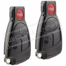 replacement key mercedes 2 replacement for 2003 2004 2005 mercedes clk320 key fob