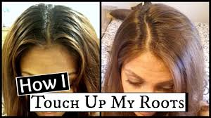 how to touch up dark roots at home how i dye my hair light ash