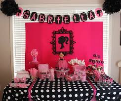 Baby Shower Barbie by Birthday Party Ideas Barbie Birthday Party Ideas And Barbie Party