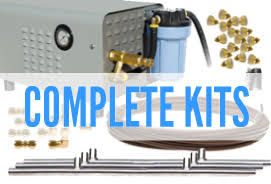 Patio Misting Kits Patio Misting Systems And Mist Fans Misting Pros
