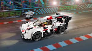 lego speed champions porsche 918 spyder audi r18 e tron quattro lego pinterest audi r18