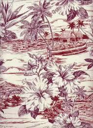 Upholstery Fabric Hawaii Bark Cloth Hawaii Hawaiian Fabrics Online Fabric Store Tropical