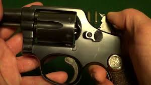 smith u0026 wesson post war 38 m u0026p revolver youtube