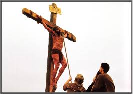 infinity now was jesus crucified in the manner shown in paintings