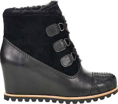 ugg womens hiking boots womens ugg alasdair wedge bootie free shipping exchanges