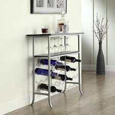 kendall console wine rack table it u0027s time to buy that case u2014or
