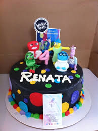 inside out cakes 67 best inside out images on birthday party ideas