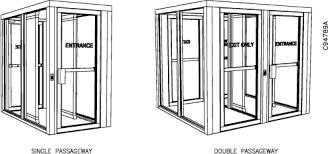 entry vestibule tp 821223 001a security vestibule e f versions mark iv