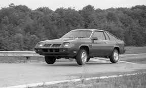 1981 dodge charger name that shifter no 164 feature car and driver car and
