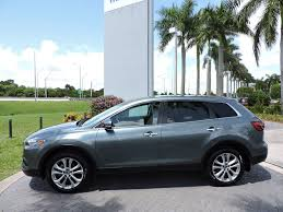 nissan pathfinder vs mazda cx 9 2013 used mazda cx 9 fwd 4dr grand touring at royal palm toyota