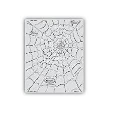 amazon com artool freehand airbrush templates stencil the web