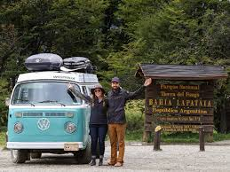 Alaska bus travel images Surf cars a couple spent 15k driving a 500 volkswagen bus from png