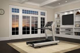 treadmill in living room amazon com life fitness club series treadmill exercise
