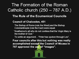 Council Of Chalcedon 451 Ad A Study Of Church Hist Ry Ppt