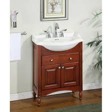alluring bathroom vanity 18 deep depth regarding incredible home