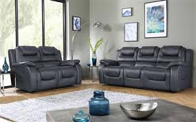 Leather Recliner Sofa 3 2 Sofas Buy Leather Fabric Corner Sofas Furniture Choice