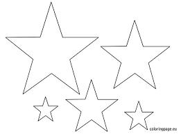 best 25 star template ideas on pinterest star template