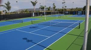 tennis courts with lights near me tennis court resurfacing repair san diego ca